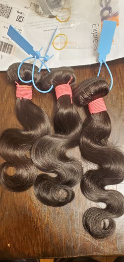 Virgin Unprocessed hair! for Sale in St. Louis,  MO