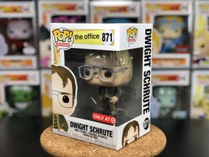 871 Target Exclusive Funko POP! Television The Office Dwight Schrute Blonde for Sale in Seattle, WA