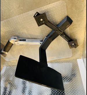 2@$149each - ERGOTRON WORKFIT A DUAL MONITOR SIT STAND WORKSTATION -monitor mount for Sale in Woodbridge, VA