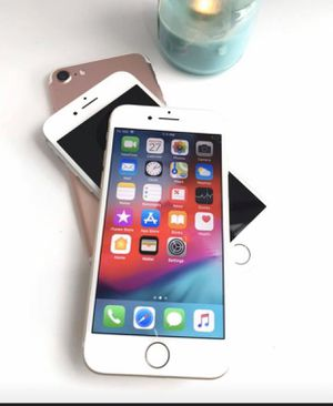 Iphone 7 32gb ATT, Cricket, H2O for Sale in Cary, NC