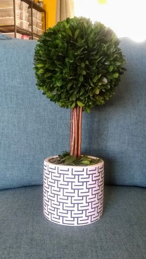 Home Decor Fake Plant in Vase **New** for Sale in Portland, OR
