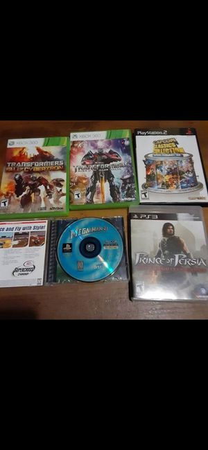 Ps3,ps2,ps1,xbox360 for Sale in Stone Mountain, GA