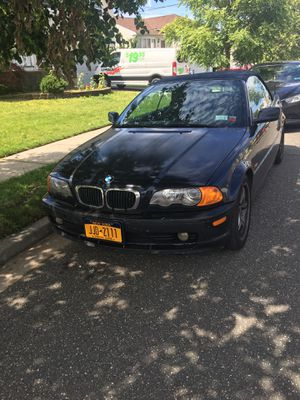 2001 bmw 330 ci 3 series e46 for Sale in Freeport, NY