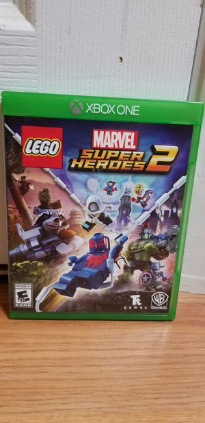 Lego Marvels Hero 2 - Xbox One, Price Firm, no trade for Sale in Garden Grove, CA