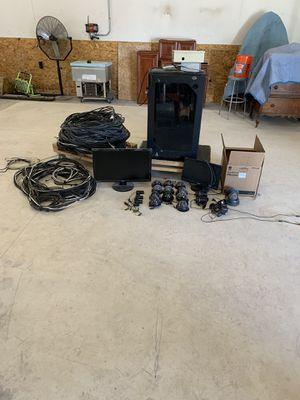 Camera security system for Sale in Denver, CO