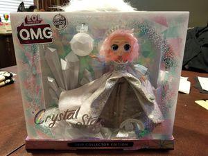 L.O.L O.M.G Crystal Star for Sale in Corona, CA