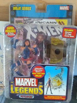 Marvel Legends Psylocke for Sale in San Antonio, TX