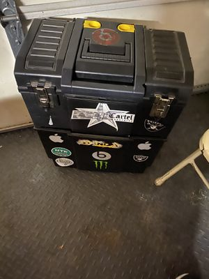 Stanley detachable mobile tool box for Sale in Hillsboro, OR