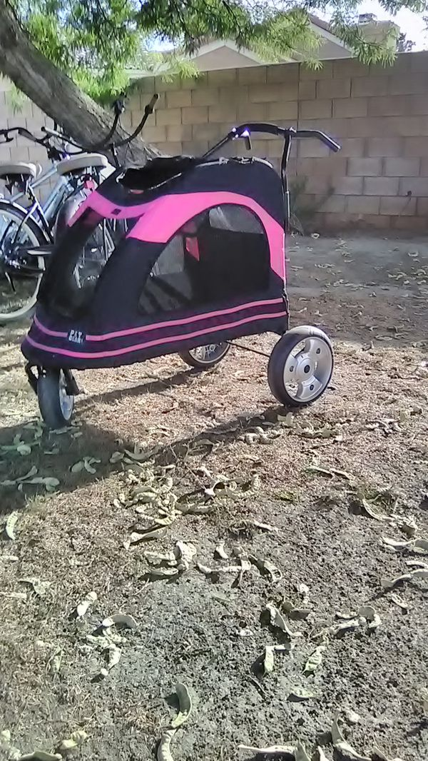 "pet gear ""dog stroller"""