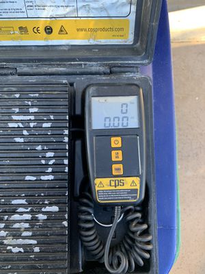 Cps Freon measuring scale for Sale in Scottsdale, AZ