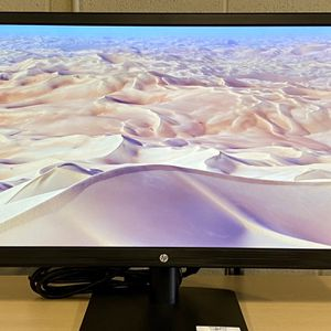 "HP 21.5"" HD LED 60hz HDMI Model 22YH for Sale in Louisville, KY"
