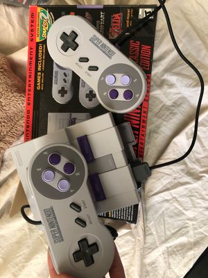 Super Nintendo for Sale in Woonsocket, RI