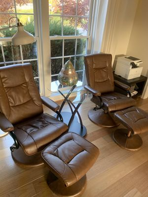 Recliner chairs. for Sale in Hanover, MD