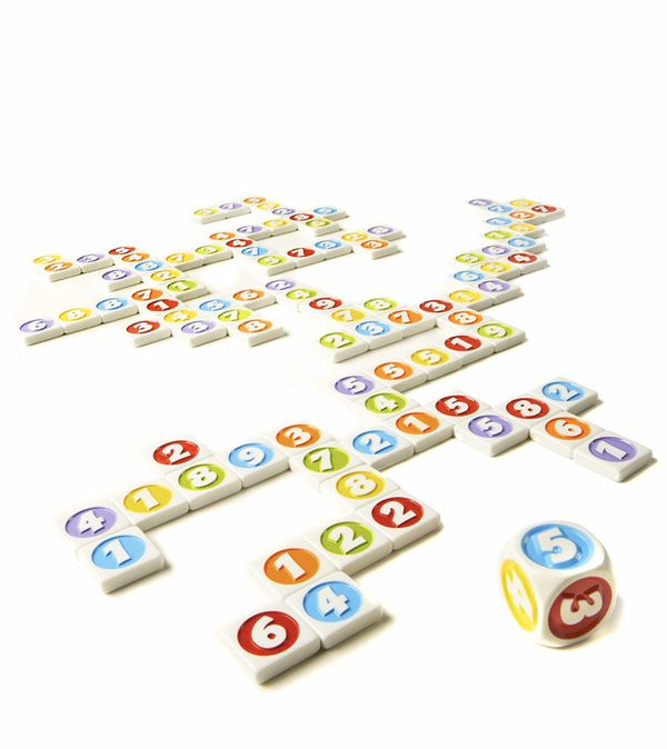 Kids educational math game