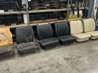1964-65 GM A-body Bucket Seats for Sale in Black Diamond,  WA