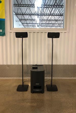 BOSE FreeStyle Speaker System with Subwoofer for Sale in Northbrook, IL