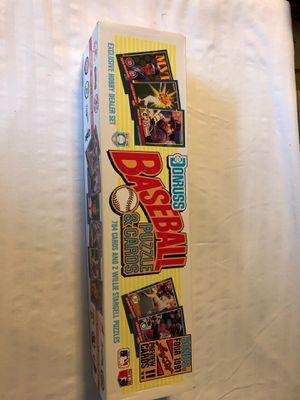 Donruss Leaf 1991 Baseball Cards complete set with extras. Sealed. for Sale in Manassas, VA
