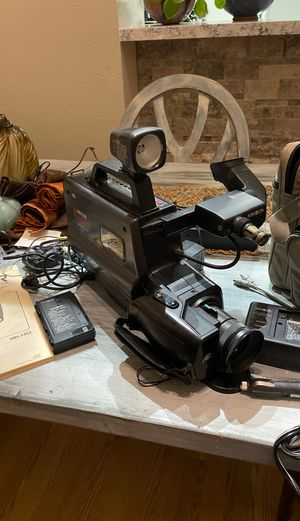 VHS camcorder Minolta Master for Sale in Long Beach, CA