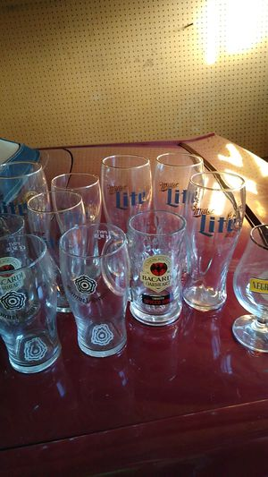 Beer glasses! for Sale in Hoquiam, WA