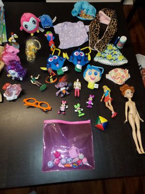 Girls Toys for Sale in Homer Glen, IL