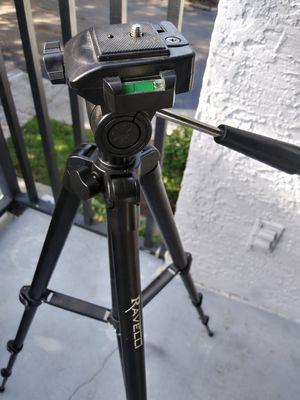 Professional Ravelli Camera Tripod Stand Holder for Sale in Orlando, FL