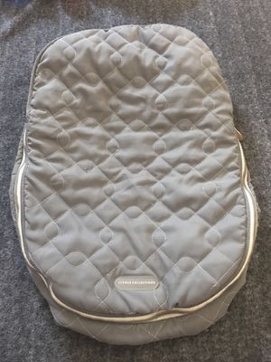 JJ cole Collections car seat cover for Sale in Syracuse, IN