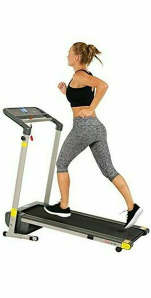 NEW BRAND SUNNY FOLDING TREADMILL for Sale in Los Angeles, CA