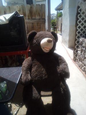 Big stuffed bear for Sale in Phoenix, AZ