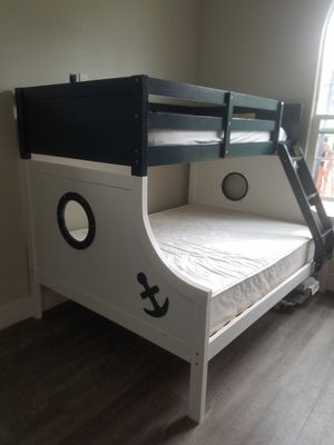 Bunk bed nautical for Sale in Garland, TX