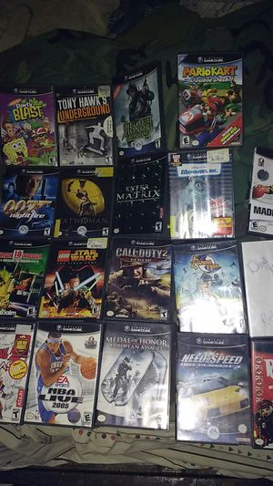 Gamecube games for Sale in Baltimore, MD