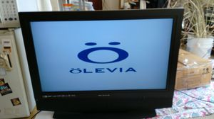 "OLEVIA 37"" 720p LCD HDTV 237T for Sale in Arlington, VA"