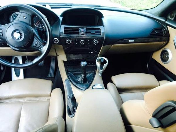 2007 BMW my 2 door with 6 speed manual transmission (rare)