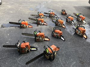 Stihl Chainsaws For Sale! New & Used & Ready to Work! for Sale in Miami Gardens, FL