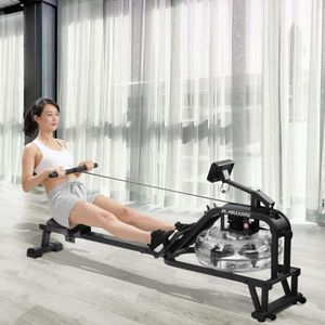 🔥 BRAND NEW MaxKare Water Rowing Machine Water Rower with Water Resistance & Large LCD Monitor for Home Use for Sale in Los Angeles, CA