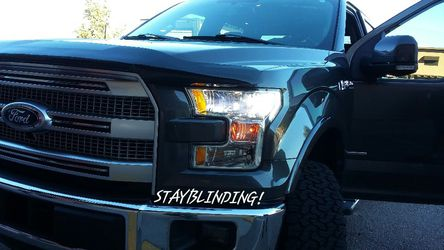 Ford F150 LED Lights for Headlights _ Interior + Exterior Lights Available for Sale in Tucson,  AZ