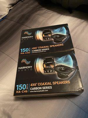 Harmony Audio 4x6 Speakers for Sale in Goodyear, AZ