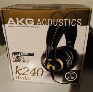 Headphones AKG 240 Studio for Sale in Washington, IL