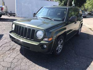 Jeep Patriot año 2007 millas 122 for Sale in Cicero, IL
