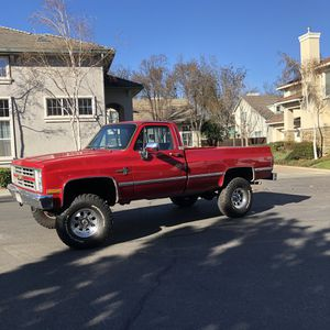 1986 Chevy K20 for Sale in Livermore, CA