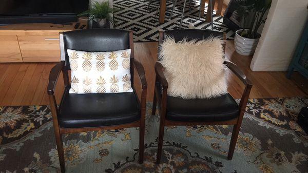 Cute original mid century Chairs