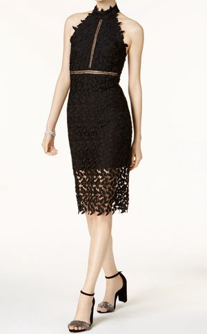 Gemma Dress Styled In Elaborate Floral Inspire Lace for Sale in Arlington, VA