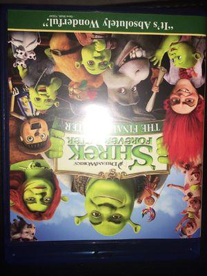 Shrek Final Chapter BluRay Dvd for Sale in Orlando, FL