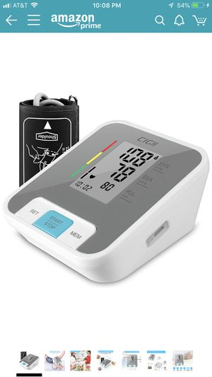 Blood pressure monitor for Sale in Chandler, AZ