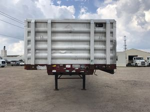 2008 Fontaine Flatned Trailer for Sale in Houston, TX
