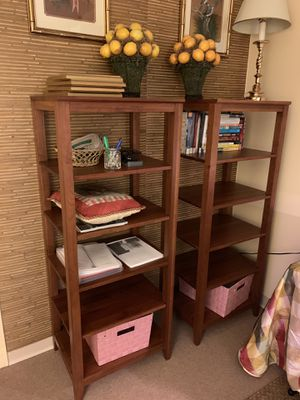 Ethan Allen bookshelves. One left for sale. for Sale in West Palm Beach, FL