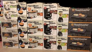 Brand new kitchen appliances new $20 each!!!! for Sale in Baldwin Park, CA