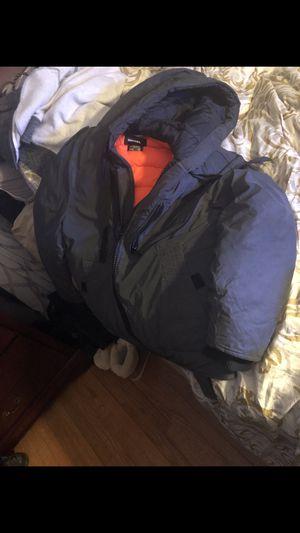 "GREY/ SILVER ""CODY"" DIESEL COAT for Sale in Fort Washington, MD"