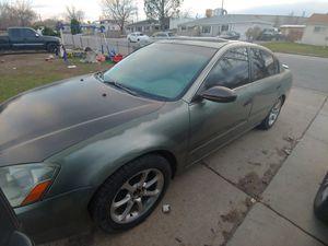 2002 Nissan Altima for Sale in Salt Lake City, UT
