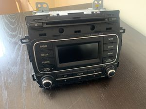 Stock Car Radio with Cd Player & Sirius Radio for Sale in Los Angeles, CA
