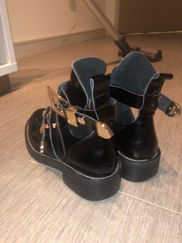 Balenciaga inspired boots
